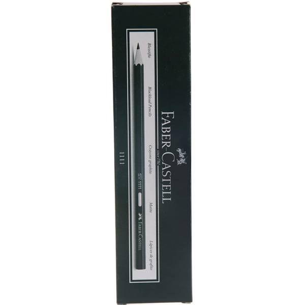 مداد مشکی فابر-کاستل کد 111100 بسته 12 عددی