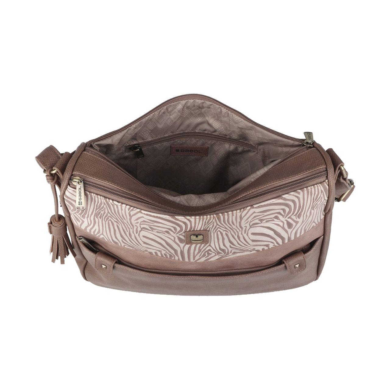 کیف دوشی زنانه گابل مدل Kenia 538512 -  - 5