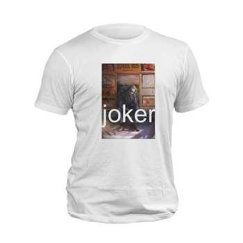 تیشرت آستین کوتاه مردانه مدل جوکر کد 4S