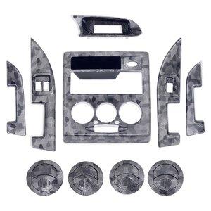 مجموعه تزئینات داخلی خودرو مدل 2108007 مناسب برای پراید