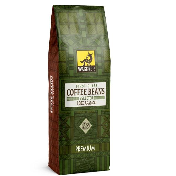 دانه قهوه پرمیوم واگنر - 250 گرم