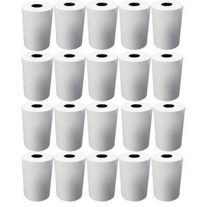 کاغذ رول پرینتر حرارتی کد ۰۰۱ بسته 15 عددی