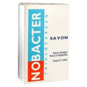 صابون ضد باکتری اوسرین مدل nobacter savon وزن 100 گرم