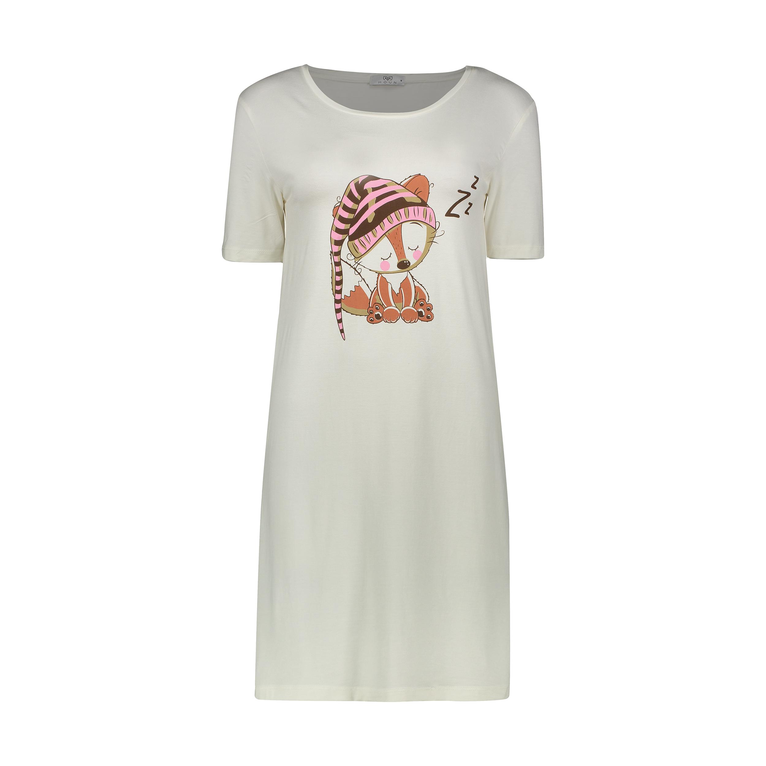 لباس خواب زنانه مون مدل 163123805