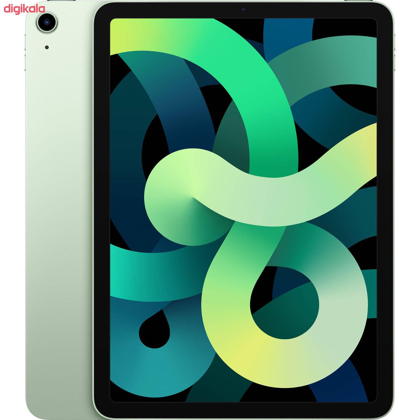 تبلت اپل مدل iPad Air 10.9 inch 2020 WiFi ظرفیت 256 گیگابایت  main 1 7