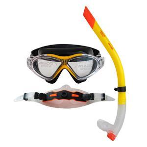 عینک و اسنورکل غواصی آکوا پرو مدل AQ-X7