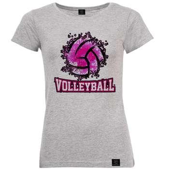 تی شرت زنانه 27 مدل والیبال کد V53