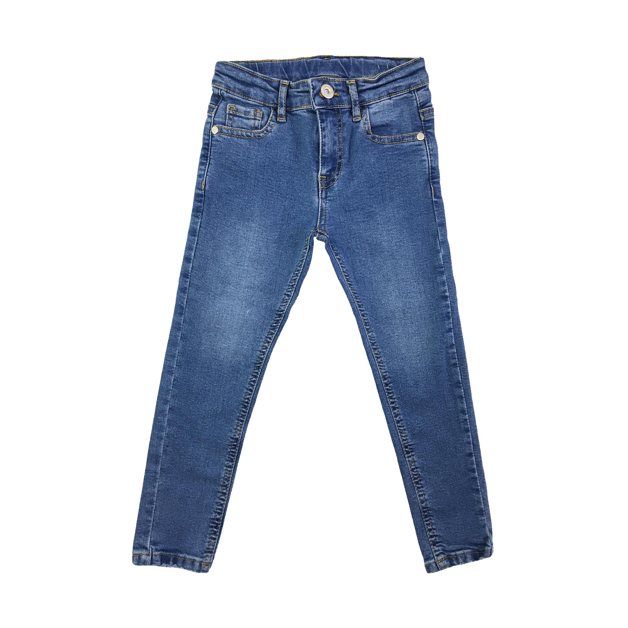 شلوار جین بچگانه مدل 105