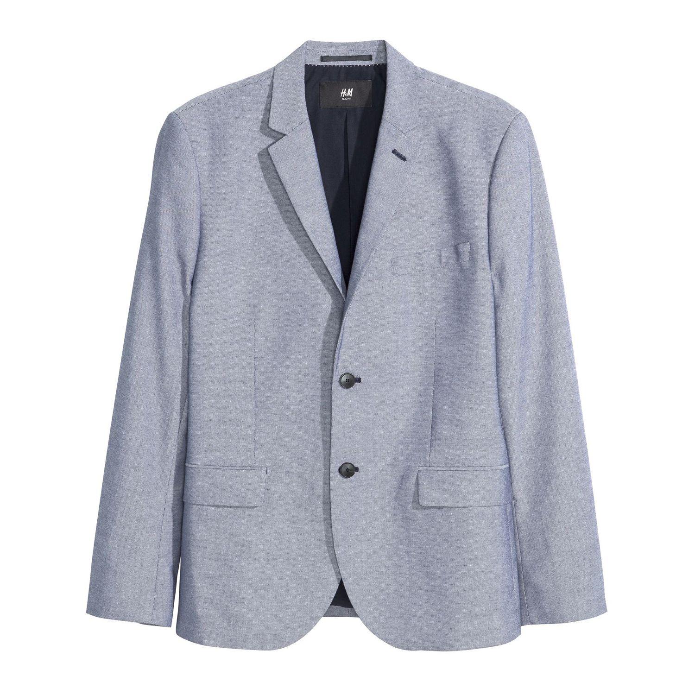 کت تک مردانه اچ اند ام مدل 00351 -  - 3