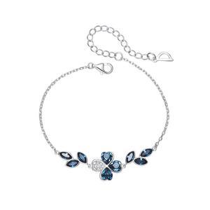 دستبند نقره زنانه کوبیک مدل 12