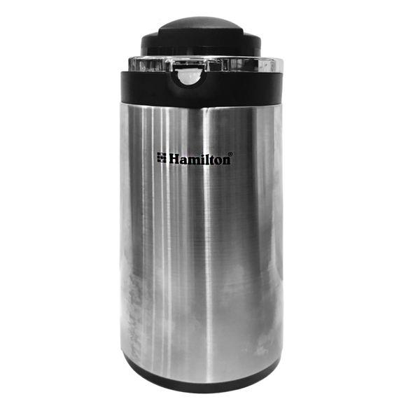 فلاسک چایهمیلتون مدل HV-2110 ظرفیت 1 لیتر