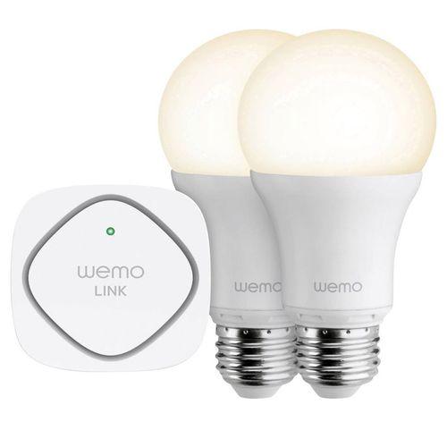 لامپ هوشمند بلکین ویمو مدل استارتر کیت بسته دو عددی