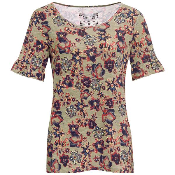 تی شرت زنانه جینا مدل DON-1301