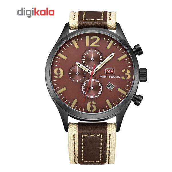 ساعت مچی  مینی فوکوس مدل mf0003g.02              اصل