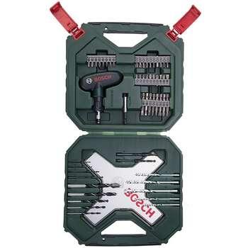 مجموعه 54 عددی ابزار سرمته بوش
