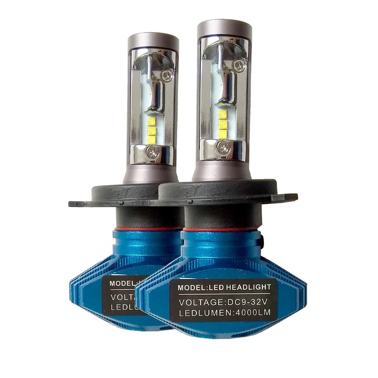 لامپ خودرو وایپر مدل H4 بسته دو عددی