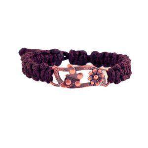 دستبند زرمس مدل پروانه