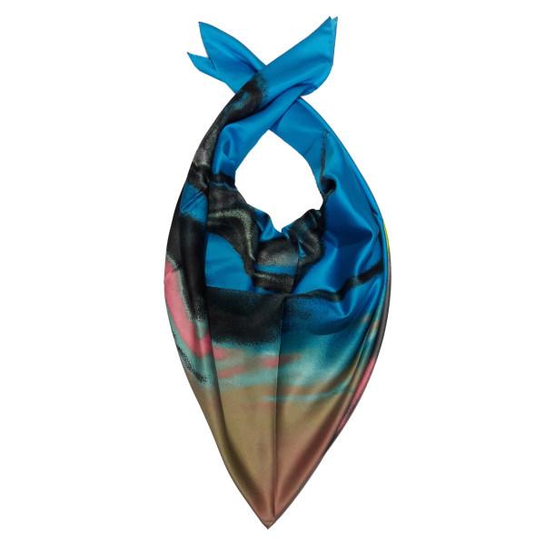 روسری زنانه لاماسو مدل GNT sport 02