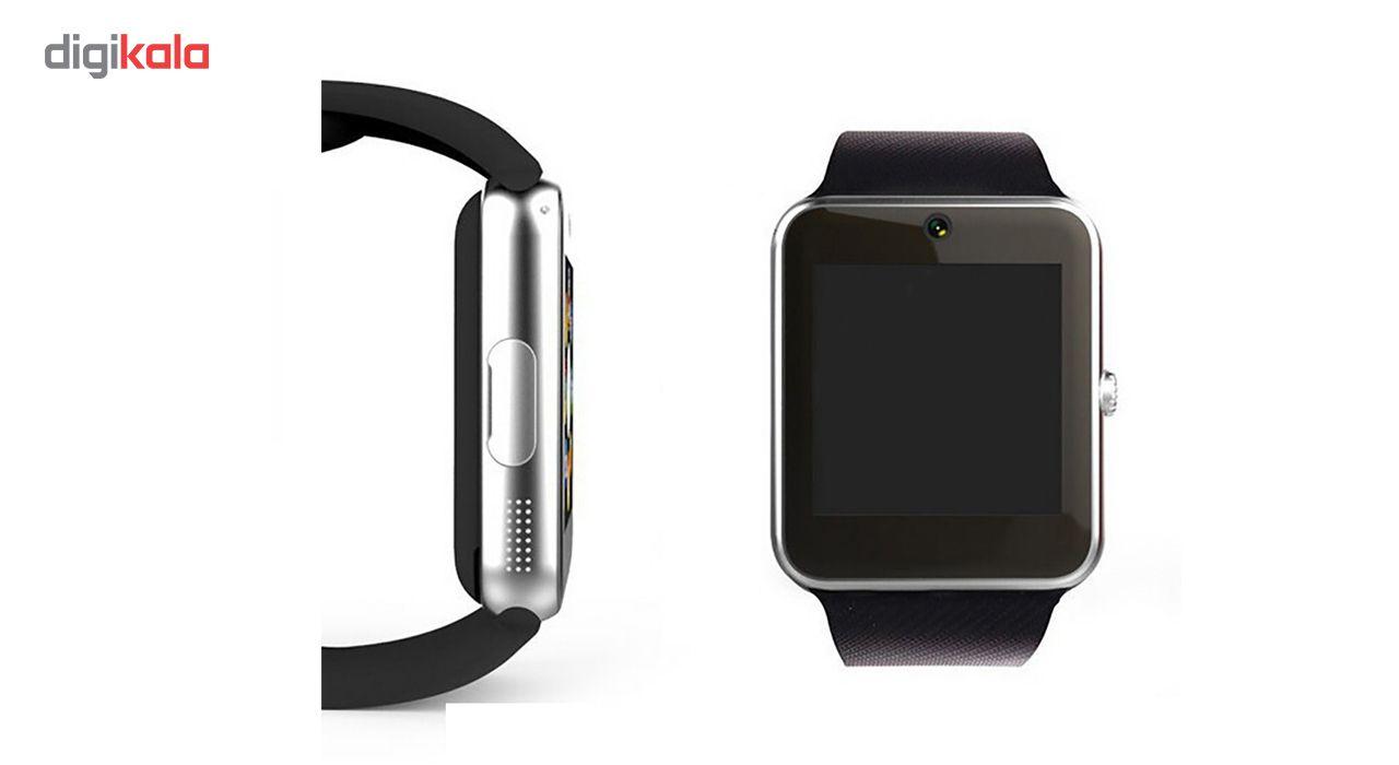 ساعت هوشمند مدل A1 همراه هدفن بی سیم مدل I7 main 1 1