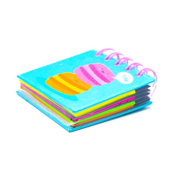 دفتر یادداشت 30 برگ کاغذ یادداشت چسب دار 100برگ فنس کد FA9220-2 مدل چه ای