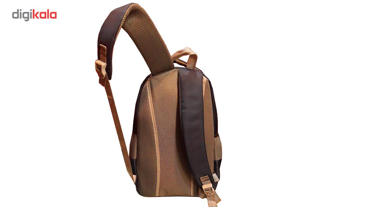 کیف و کوله پشتی مدرسه پیکسل دار مدل A10