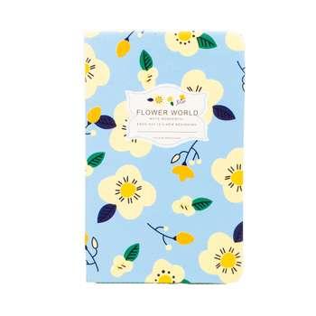 دفتر یادداشت 80 برگ مدل Happy کد 01