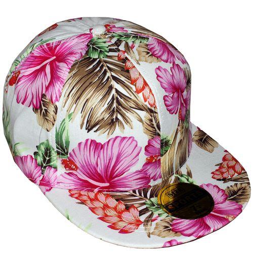 کلاه کپ زنانه مدل Nature Pinkie