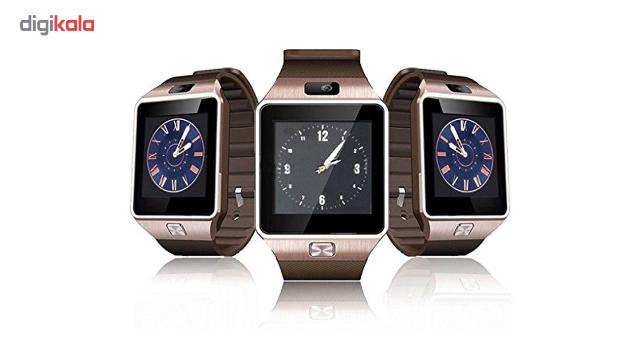 ساعت هوشمند مدل DZ09 همراه باتری اضافه هدیه main 1 2