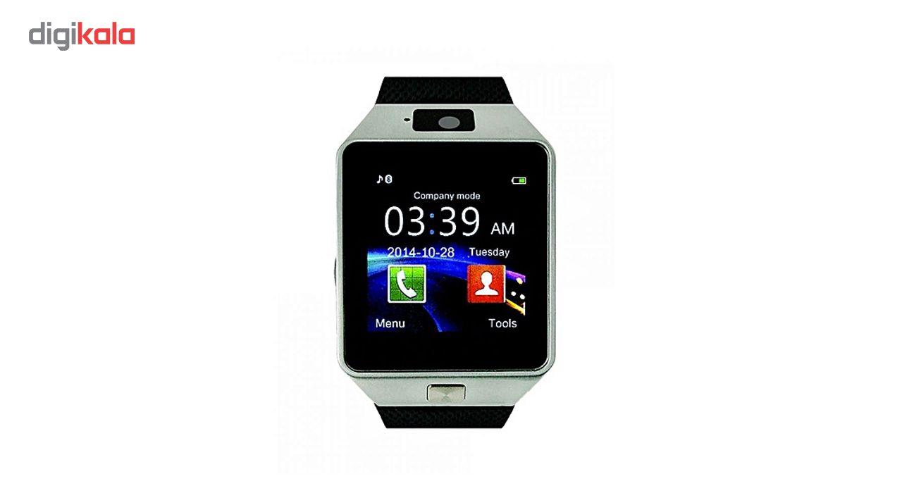 ساعت هوشمند مدل DZ09 همراه باتری اضافه هدیه main 1 4