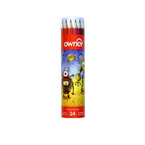 مداد رنگی 24 رنگی اونر کد 141824