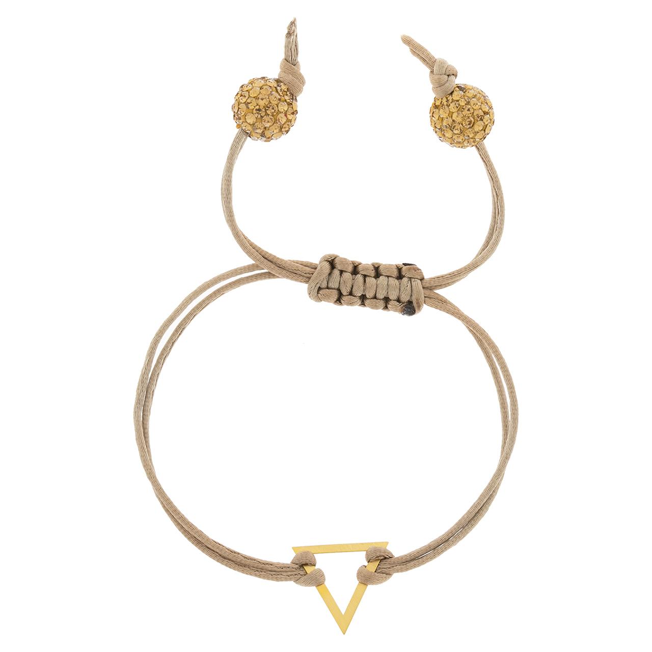 قیمت دستبند طلا 18 عیار مدل AN0012 سوفیا