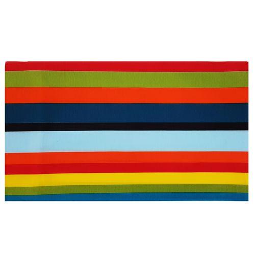 روبالشی طرح رنگین کمان مدل B18 بسته 2 عددی