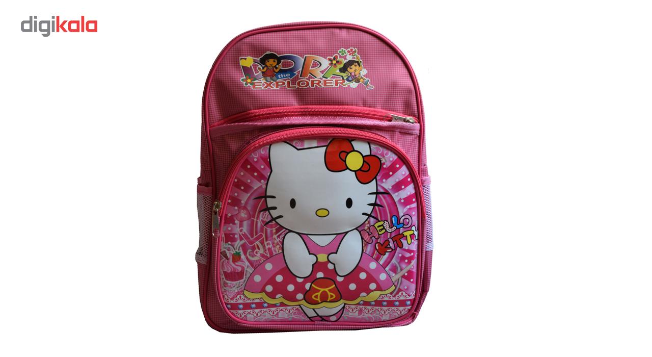 کوله پشتی مدل Arta1-Kitty