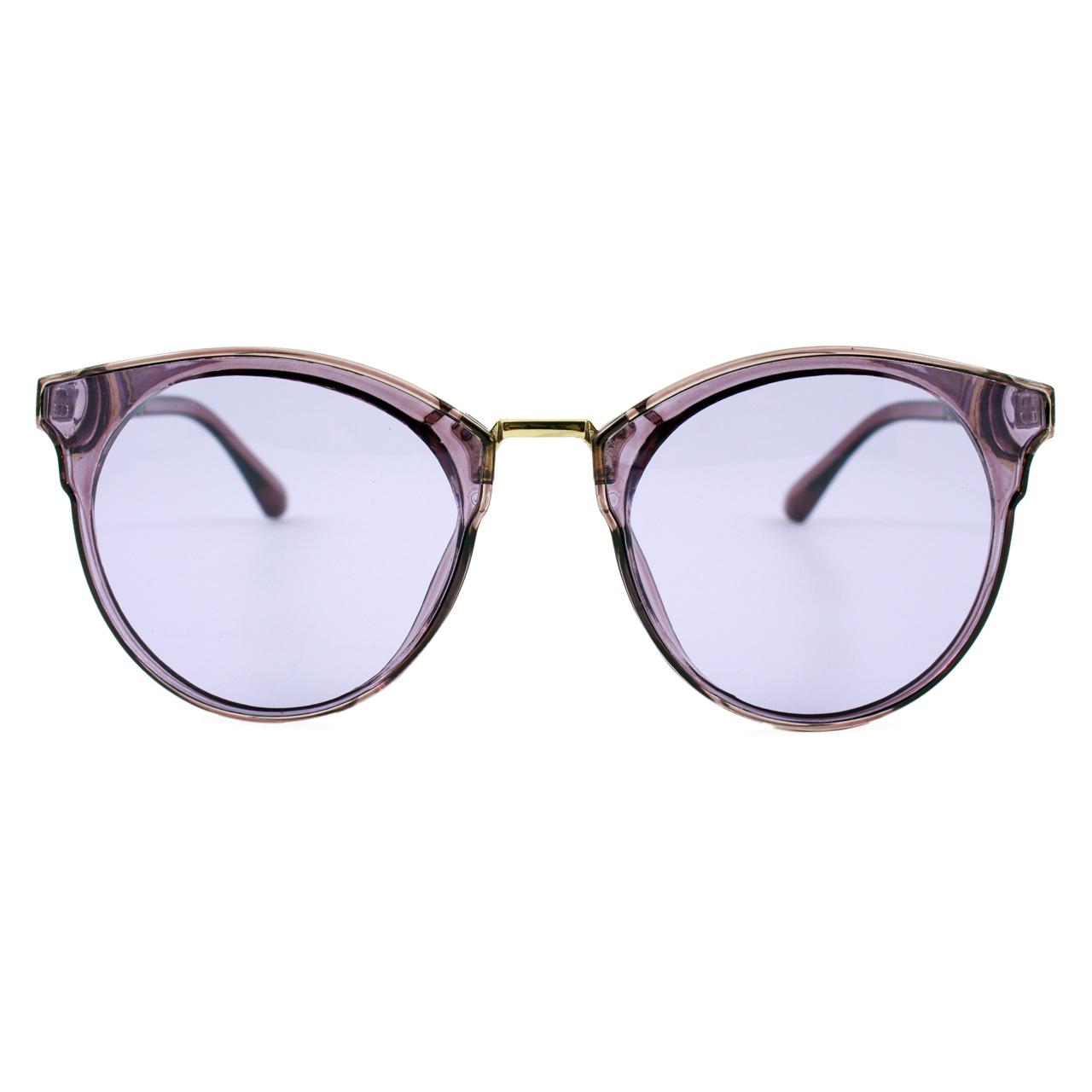 عینک آفتابی زنانه مدل Daily Purlple Series