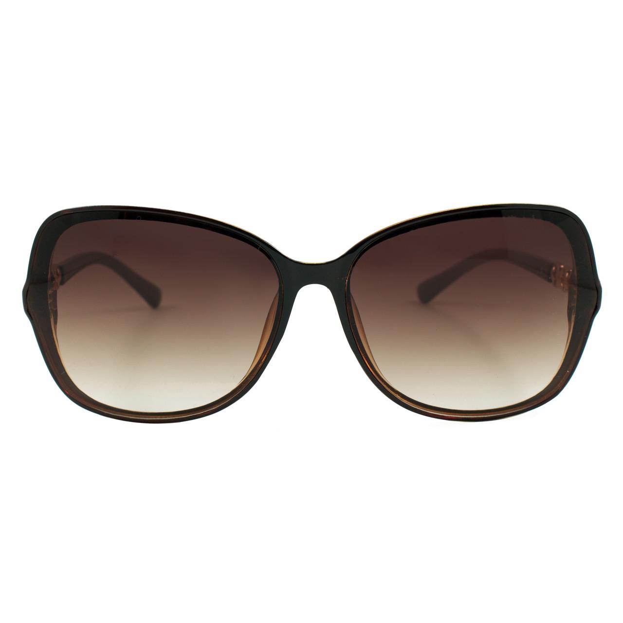 عینک آفتابی زنانه مدل Ultimate Brown Jewerly