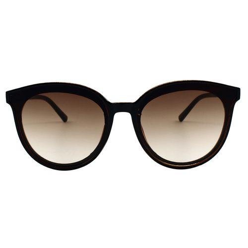 عینک آفتابی زنانه مدل Gentle Monster Style Transparent Brown