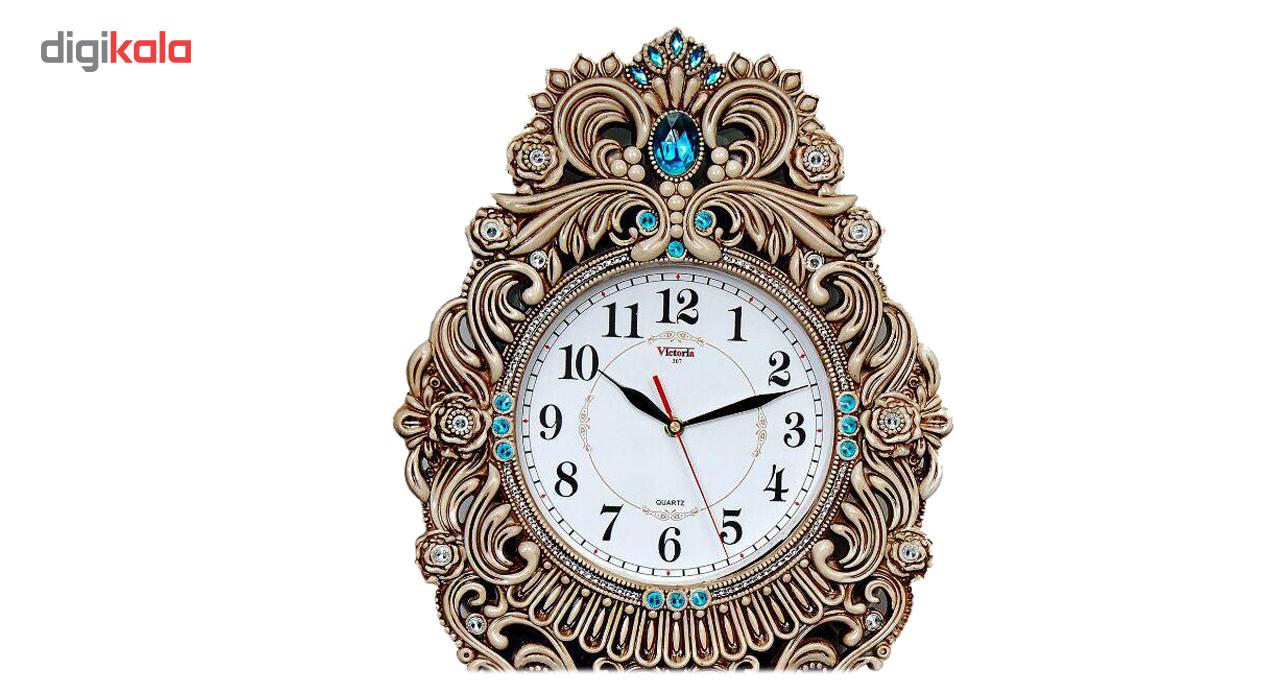 ساعت دیواری ویکتوریا مدل 3073