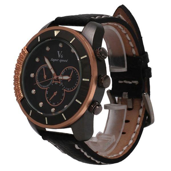 ساعت مچی عقربه ای مردانه سوپراسپید وی6 مدل b021