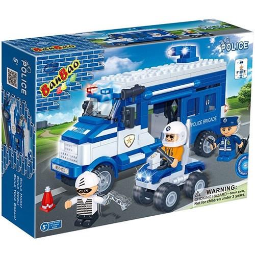 ساختنی بن بااو مدل Police Set 8346