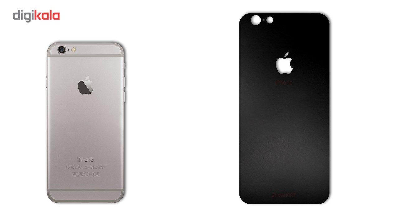 برچسب پوششی ماهوت مدل Black-color-shades Special مناسب برای گوشی آیفون 6/6s main 1 1