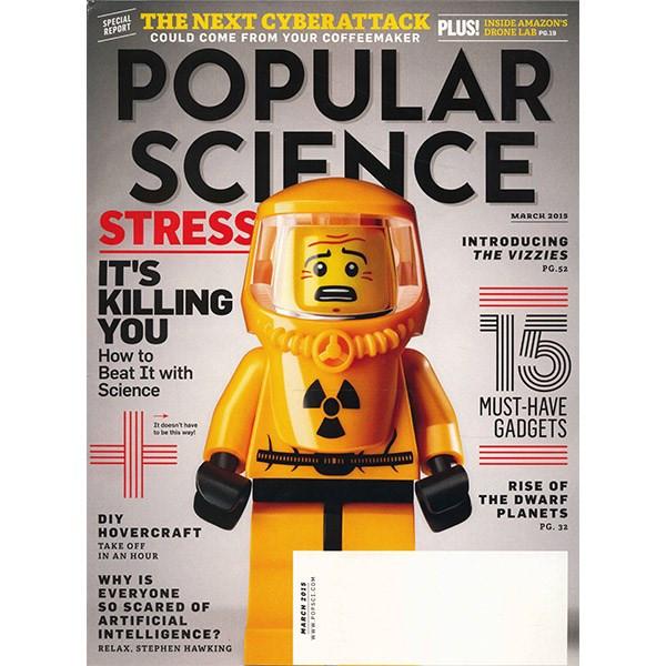 مجله پاپیولار ساینس - مارس 2015