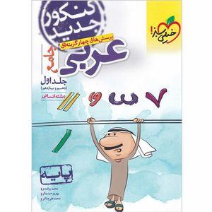 کتاب پرسش های چهار گزینه ای عربی انتشارات خیلی سبز اثر جمعی از نویسندگان