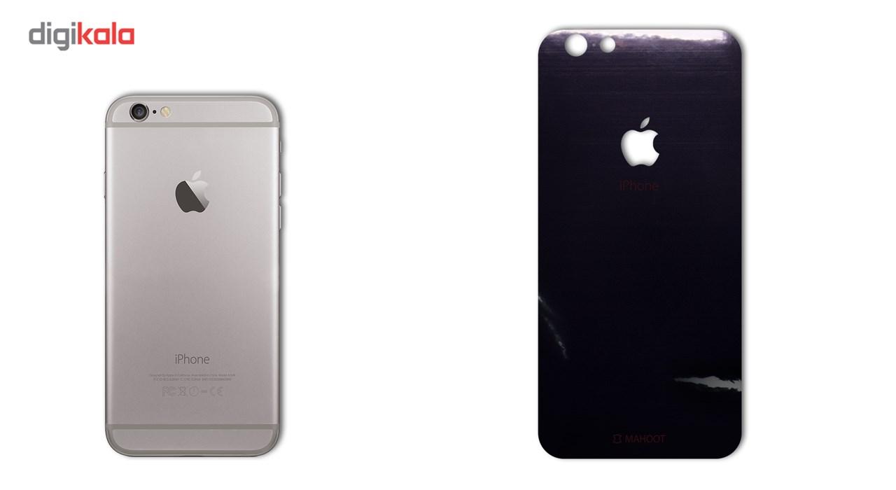 برچسب پوششی ماهوت مدل Black-color-shades Special مناسب برای گوشی آیفون 6/6s main 1 2