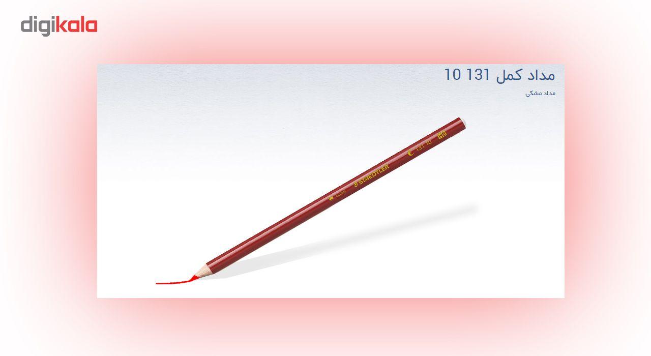 مداد قرمز استدلر مدل Camel بسته 12 عددی main 1 2