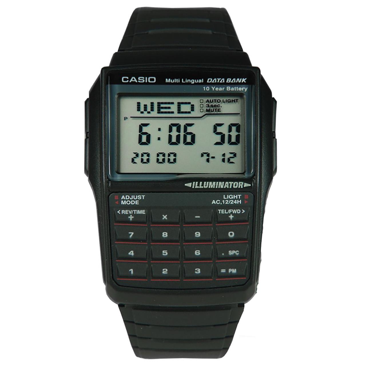ساعت مچی دیجیتالی کاسیو مدل DBC-32-1ADF