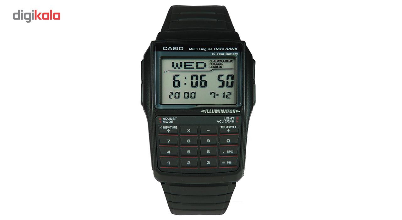 ساعت مچی دیجیتالی کاسیو مدل DBC-32-1ADF             قیمت