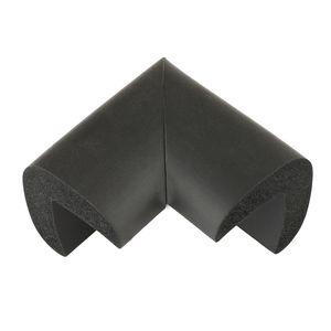 """محافظ کنج و گوشه ال شکل سایز بزرگ با پایه های کوتاه""""نی نی ک"""" مدل N9250 بسته 4 عددی"""