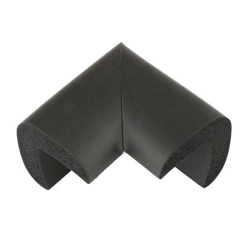 محافظ کنج و گوشه ال شکل سایز بزرگ با پایه های کوتاه