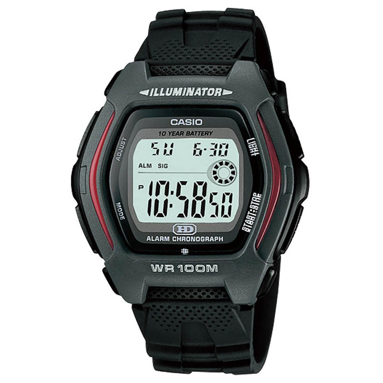 ساعت مچی دیجیتالی کاسیو مدل HDD-600-1AVDF 49