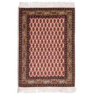 یک جفت پادری دستبافت قدیمی سی پرشیا کد 102209